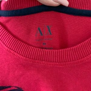 Armani Exchange Shirts - Armani exchange long sleeve